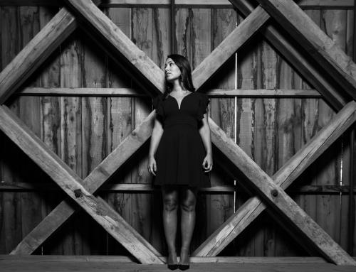 Schwarz/Weiß – Portrait
